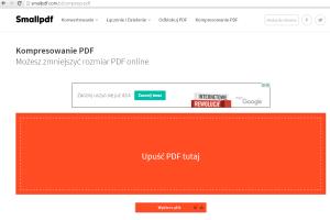 Jak zmniejszyć plik PDF
